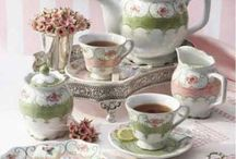 It's Tea Time / by Lynn Fifer