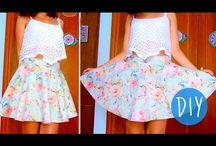 Cuirle skirt