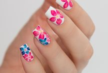 The Hottest Nail Art Designs for Summer 2015 / This board has been created by the Fingernails2Go creative team to help you keep up with the hottest nail art trends this summer.