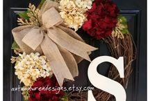 dekorace na svátky