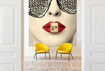 Pop Art Interior Design