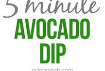 Avocado goodies