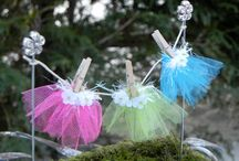 fairy garden  clothes