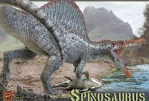 Pegasus Hobbies Dinosaurs... / Pictures of Pegasus Hobbies dinosaur and prehistoric animal scale models.
