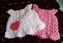 Crochet childrens clothes