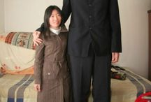 Tall Men / Do you know how to be tall? Do you know how a 8 feet man looked like?