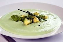 Add an Avo to your soup / avocado soup recipes to try... Yummy!
