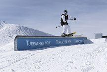 Snowpark-Turracherhoehe