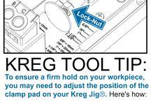 Kreg's Kool tools