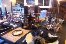 Christmas / Christmas table