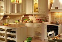 Kuchyně - Inspirace (Kitchen)