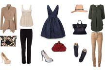 Estilo y moda adhoc / Sugerencias para vestir a la moda y adecuadamente.