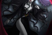 Elvira / by Arielen Lefay