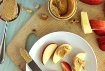 Nut Butters / Healthy nut butters that are perfect snacks to fit your clean-eating diet! / by Slim Sanity | Alysia Ehle
