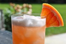 sun over the yard arm / drinky drink / by Gloria Yip