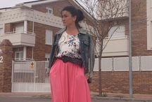 50´s Touch / A special street style look, with 50´s touch and east prints. https://mylovelywishes.wordpress.com/