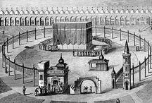 Three Harams- Makkah,Madinah, Al Aqsa