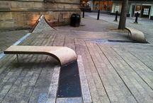 Urban Elements - Benches