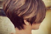 Inspiraatio hiukset