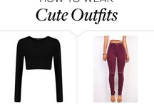 Clothes for Wattpad