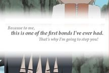 Naruto Quotes / Basic and well known quotes from Naruto and also other not official quotes I like :3