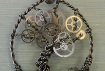 Gears  / Steam punk stuff / by Michelle Orr