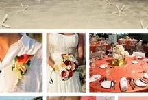 Suz / Coral beach wedding / by Beckei Wright