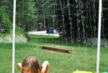 Outdoor - Kids area