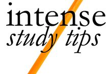 Study Tips / by CecilAdmissions