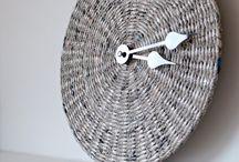 плетение из газет и не только / о плетенках, интересные идеи