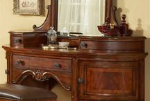 ANTIQUE FURNITURE & OLD STUFF / by Judy Camano