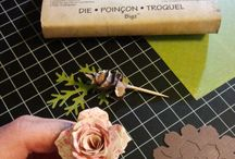 Tim Holtz Product Techniques / by Sarah Gaedke