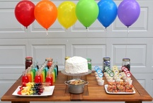 Rainbow Party / by Rebecca - Ideal Events & Design