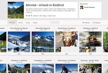 Pinterest für Hotel und Tourismus / Beispiele für die Nutzung von Pinterest im Hotel und Tourismusbereich