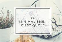 Articles Lucie Minimalise / Mes articles basés sur le minimalisme pour une vie plus simple et plus créative.