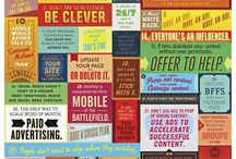 Cool stuff in colourful graphics / just a bunch of collected infographics, really.