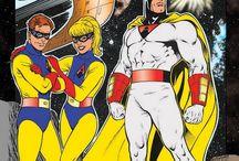Superheroes - Hanna-Barbera