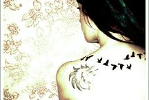 Tattoos & Piercings / by Bethany Tubach
