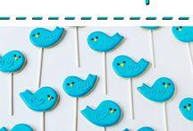 Cookies - on sticks