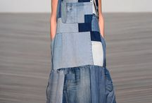 Recycled Denim DIY/Ideas