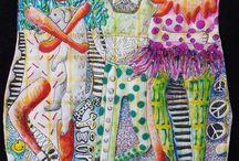 Cindi Goodwin quilt art