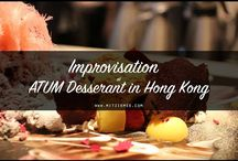 Hong Kong / Sights, food and more food:)