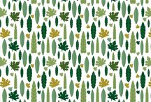 Repeat surface pattern designs / Repeat surface pattern designs that inspire me.