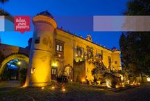 Wedding in Taormina / #wedding #luxury #castle #taormina #sicily  #fivestars #luxuryhotel