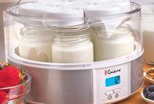 yoghurt kaas en ijs