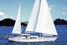 Sailing Yacht Sea Angel / Classic Sparkman & Stephens motorsailer