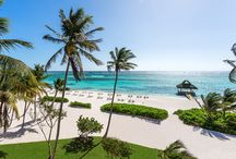 Tortuga Bay at Puntacana Resort and Club / Located in a private enclave within the resort, this boutique hotel includes 13 luxurious beachfront Dominican Republic villas offering unrivaled luxury, privacy, security and five-star service.