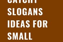 Catchy Slogan Ideas For Small Businesses