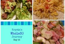 Whole 30 / Whole 30 healthy eating / by Kimberlie McIntyre