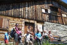 Geführte Wanderung mit Sepp#escursione con Sepp#